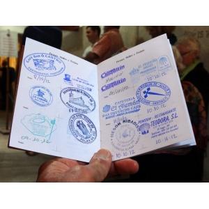 Pilgrim Passport - El Camino de Santiago